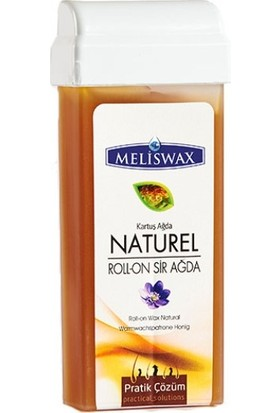 Meliswax Roll-on Ağda Natural 100 ml