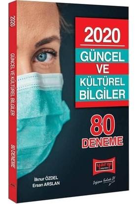 Yargı Yayınevi 2020 Güncel Ve Kültürel Bilgiler 80 Deneme - Ersan Arslan