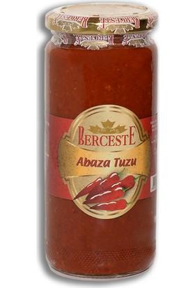 Berceste Abaza Tuzu - Sosu Pırpılçıka 580 gr