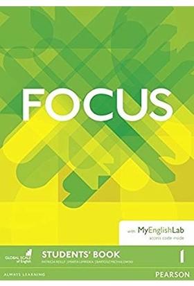Pearson Education Yayıncılık Focus 1 Sb And Myenglishlab Pack + Workbook
