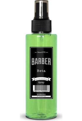 Barber Beta Sprey Kolonya 150 ml