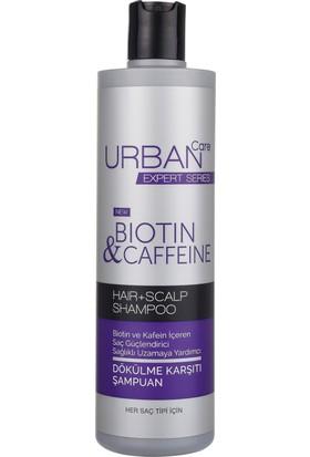 URBAN Care EXPERT Biotin & Caffeine Shampoo 350 ml