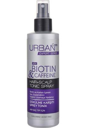 URBAN Care EXPERT Biotin & Caffeine Peeling Tonic 200 ml