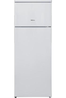 Regal ST 2500 A+ 250 lt Çift Kapılı Statik Buzdolabı
