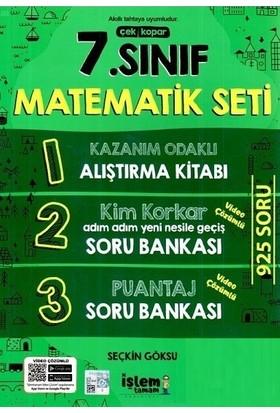 Işlem Tamam Yayınları 7. Sınıf Matematik Seti
