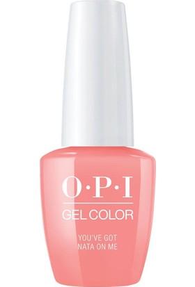 Opi Gel Color You've Got Nata On Me Gc L17