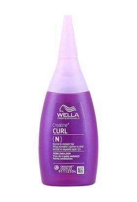 Wella Creatine Curl N Normal Dayanıklı Saçlar Perma Ilacı 75ML