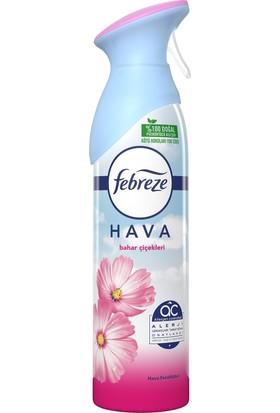 Febreze Hava Ferahlatıcı Sprey 300 ml Oda Kokusu Bahar Çiçekleri