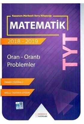 Derece Yayınları TYT Matematik Kazanım Merkezli Soru Kitapçığı