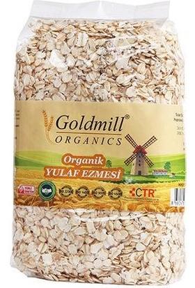 Goldmill Organik Yulaf Ezmesi 500 gr