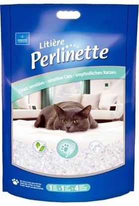 Perlinette Cat Adult Sensitive Silica Kedi Kumu 1,5 kg - 3,7lt