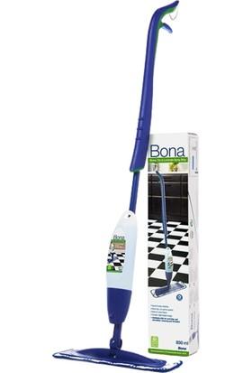 Bona Sprey Mop Paspas Seti /temizleyici + Mikrofiber Ped Genel Yüzey Için Temizlik ve Koruma Sağlar
