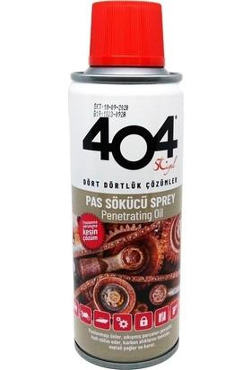 404 Pas Sökücü Sprey 200 Ml 133 Gr