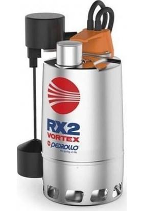 Pedrollo Rxm 5/40 Gm Gizli Flatörlü Paslanmaz Dalgıç Pompa