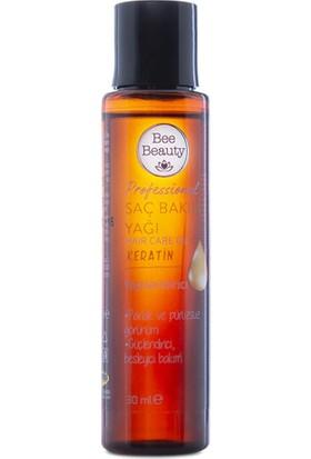 Bee Beauty Professional Keratin Saç Bakım Yağı 30 ml