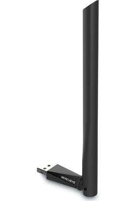 Mercusys MU6H AC 650 Mbps High Gain Wireless Dual Band USB Adapter