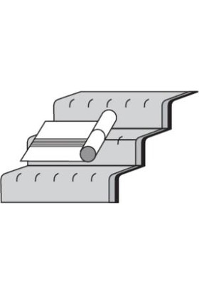 Forbo Sarlon Complete Step 631424 Heterojen Merdiven Pvc