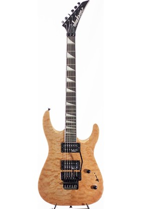 Jackson JS32Q Dinky Arch Top Qm Natural Blonde *blemished