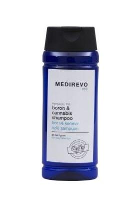 Medirevo Bor, Kenevir Tohumu Yağı, D Vitamini, Guar Hydroxypropyl Özlü Şampuan