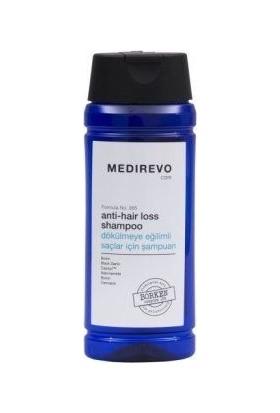 Medirevo Bor, Kenevir Tohumu Yağı, Biotin, Siyah Sarımsak, Capixyl™, Guar Hydroxypropyl D Vitamin'li Dökülmeye Eğilimli Saçlar Için Siyah Sarımsaklı Şampuan