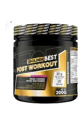 Golden Best Post Workout 300 gr