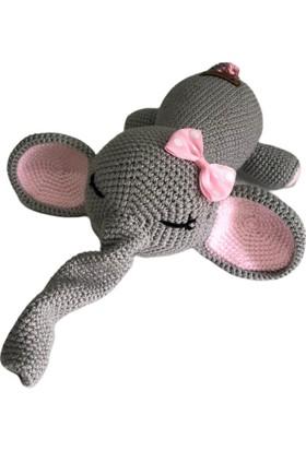 Amigurumi Toys 90 Sevimli Uyuyan Fil