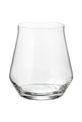 Crystalite Alca Tumbler 350 ml Bardak 6 Adet
