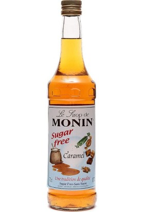 Monin Şekersiz Karamel Şurubu 700 ml