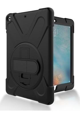 Fujimax ipad Pro 11 Zırh Özellikli Defender Tablet Kılıf Siyah