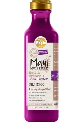 Maui Shea Butter Şampuan 577 ml