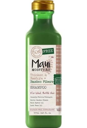 Maui Bamboo Fibers Şampuan 577 ml
