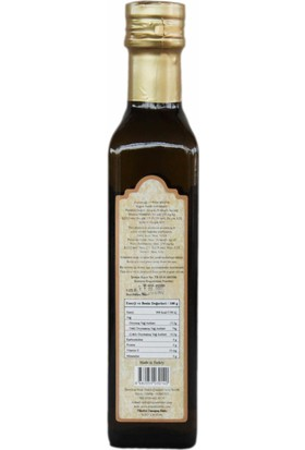 Tria Naturalist Classic Soğuk Sıkım Natürel Sızma Zeytinyağı 250 ml