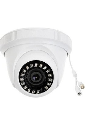 Eyfel EF-305B 2mp Ahd Dome Güvenlik Kamerası 3.6mm Plastik Kasa