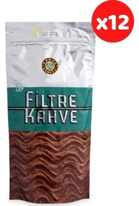 Kahve Dünyası Filtre Kahve 12 Paket 250 gr
