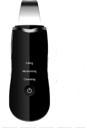 Schulzz Ultrasonik Yüz Akne Giderici Siyah Nokta Temizleme Cihazı