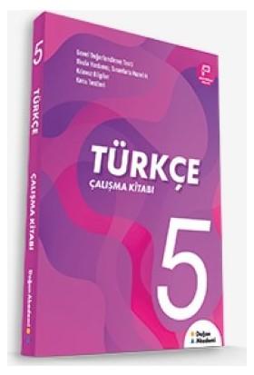 Doğan Akademi 5.Sınıf Türkçe Çalışma Kitabı