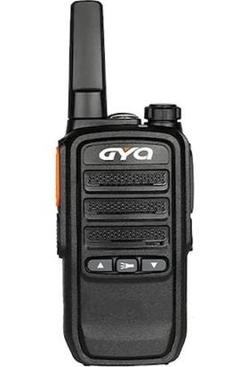 GYQ Q75 PMR El Telsizi Siyah