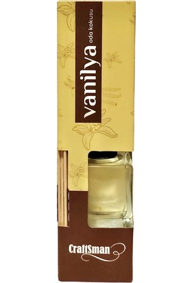 Craftsman Bambu Çubuklu Oda Kokusu Vanilya Aromalı 100 ml