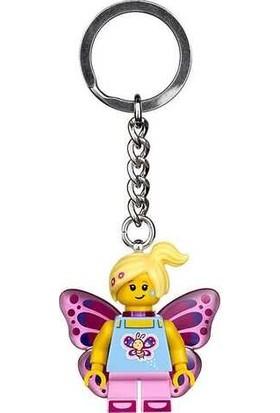 LEGO Minifigures 853795 Butterfly Girl Anahtarlık