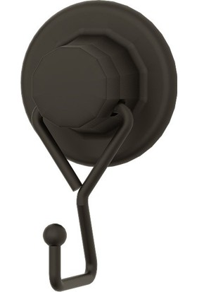 Tekno-tel Vakumlu Tekli Askı Mat Siyah DM237