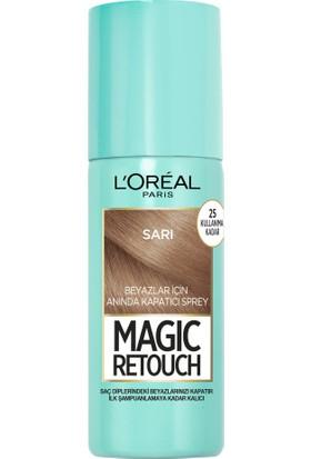 L'Oréal Paris Magic Retouch Beyaz Dipleri Kapatıcı Sprey - Sarı