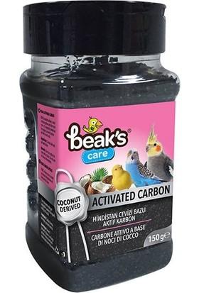 Beaks Aktif Karbon Hindistan Cevizi Bazlı Kuş Kömürü 150 gr