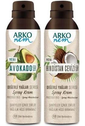 Arko Nem Aero Avokado ve Hindistan Cevizi 150 ml