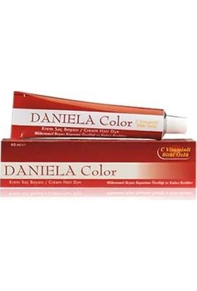 Daniela Color Krem Saç Boyası 5 Açık Kahve