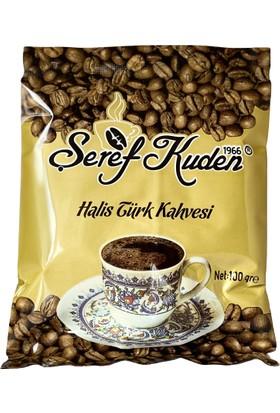 Şeref Kuden Kuru Kahve ve Baharat Halis Türk Kahvesi 100 gr