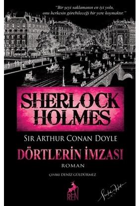 Sherlock Holmes Dörtlerin İmzası - Sir Arthur Conan Doyle