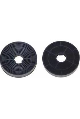 Hibsan 8062 x Inox Karbon Filtreli Aspiratör