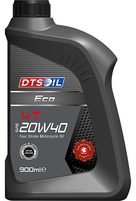 DTS Oil 20W/40 0 9 lt
