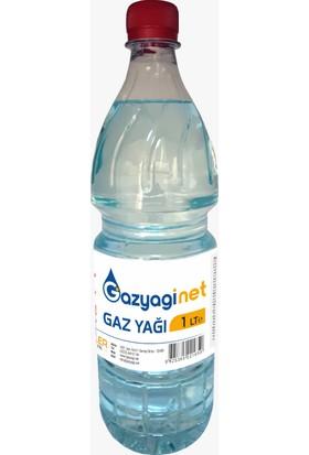 Gazyağınet Gaz Yağı 1 lt Gaz Lambası Gaz Sobası Boya Koruma Zift Reçine Zincir ve Yedek Parça Temizliği