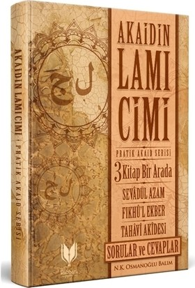 Akaidin Lami Cimi - N. K. Osmanoğlu Balım